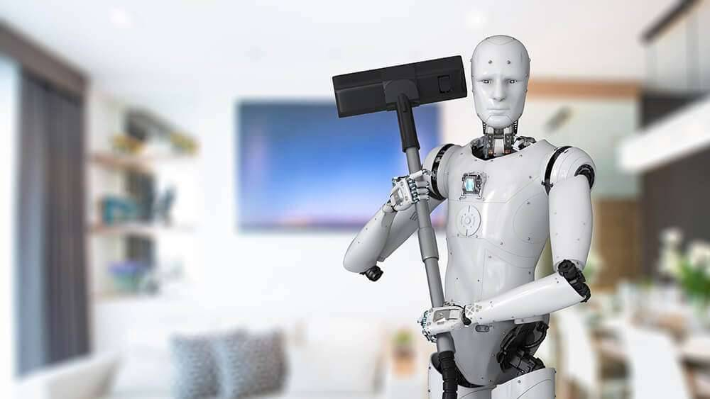 Robot colleagues and companions